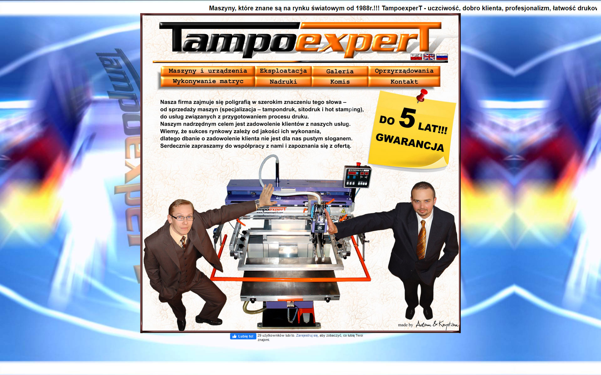 Tampo Expert